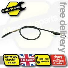 Unbranded <b>Motorcycle Clutch Cable for</b> sale | eBay