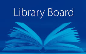 Image result for running for library board