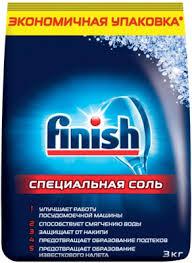 <b>Соль FINISH д/пмм 3072341</b> 3 кг купить в интернет-магазине ...