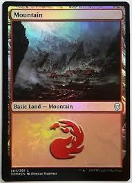 <b>2x</b> FOIL <b>Forest</b> #267 Near Mint Magic basic land Titus Lunter art ...