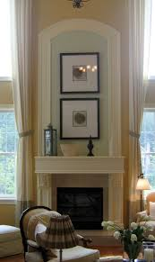 fireplaces moldings molding ideas doorways living  images about great room on pinterest family rooms high ceilings and f