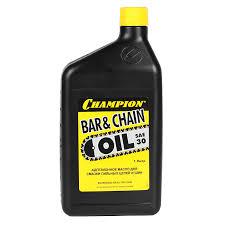 <b>Champion</b> 952802, 1л <b>масло</b> для смазки цепи и шины — купить в ...