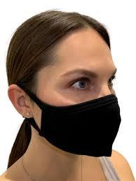 Многоразовая <b>защитная тканевая маска</b> размера M 15см 35см ...