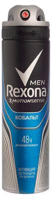 Купить <b>Антиперспирант спрей</b> Rexona <b>Men кобальт</b>, 150 мл с ...
