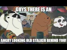 We Bare Bears Meme #2 - YouTube via Relatably.com