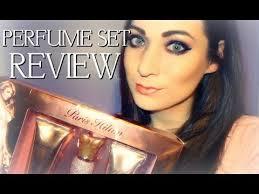 <b>Paris Hilton Rose</b> Rush Perfume REVIEW - YouTube
