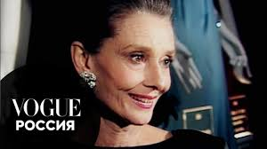 <b>Одри Хепбёрн</b> на выставке Юбера де Живанши в 1991 году ...