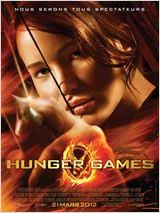 Hunger Games 1 2012 poster