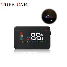 <b>GEYIREN</b> A200 Car HUD OBD II OBD2 Overspeed Warning System ...