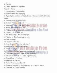 how to prepare ma english syllabus and important questions how to prepare ma english literature syllabus