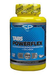 <b>Глюкозамин</b>/<b>Хондроитин</b>/Мcm Powerflex, 120 таблеток ...