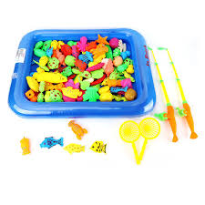 Outdoor Fun Sports Toys Touchcare <b>40 Pcs lot Children's Magnetic</b> ...