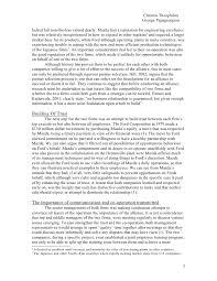 international business business essay  mgorkacom
