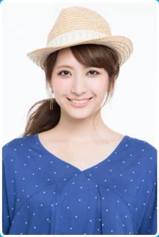 帽子の笹崎里菜