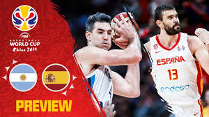 Argentina v Spain | FIBA Basketball World Cup 2019 Final Preview ...