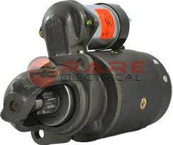 NEW 12V STARTER FITS INTERNATIONAL TRACTORS ...