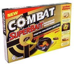 "Henkel Ловушки для тараканов ""<b>Combat</b> Super Bait"", 6 шт ..."