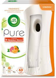 """<b>Освежитель воздуха AirWick</b> Pure """"Апельсин и Грейпфрут ..."""
