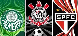 Resultado de imagem para Corinthians, São Paulo e Palmeiras