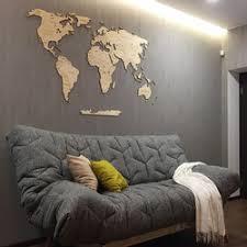 <b>Карта мира</b> из дерева   <b>Деревянная</b> карта  