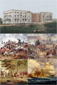 a to z challenge writing wings war of 1812 montage