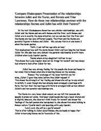 romeo and juliet quotes for essays   essay topicspaal love in romeo and juliet essay ignment image