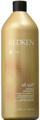 Redken - <b>Redken All Soft</b> Shampoo, 33.8 oz - Walmart.com ...