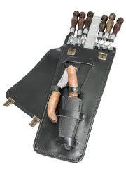 """<b>Шашлычный набор</b> """"<b>Шашлычный-2</b>"""" Производство ножевых ..."""
