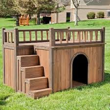 Boomer  amp  George Stair Case Dog House   Dog Houses at HayneedleBoomer  amp  George Stair Case Dog House Small Video