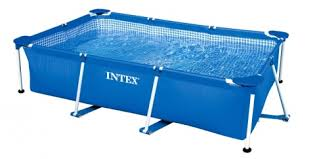<b>Intex Rectangular Frame 300х200х75</b> см (синий) характеристики ...