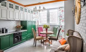 Расстановка мебели на кухне: удобные варианты и правила ...