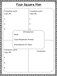 ideas about four square writing on pinterest  four square  quot square paragraphsquot writing technique all materials and lessons already downloaded in my