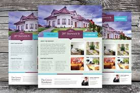 listing flyers for real estate agents and homeowners flyer 4 real estate flyer template 4