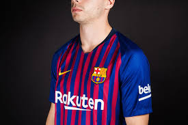 <b>Футболка игровая</b> Барселона Nike Breathe <b>FC Barcelona</b> Stadium ...