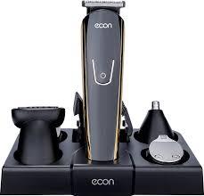 <b>Набор для стрижки</b> и бритья ECON с комплектом триммеров и ...