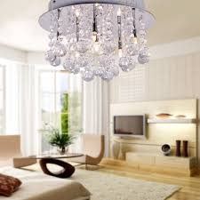 ceiling ideas living crystal chandeliers