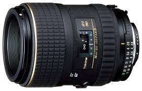 <b>Объектив Tokina</b> AT-X 100mm f/2.8 (AT-X M100) <b>AF</b> PRO D <b>Nikon</b> F ...