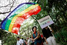 Thai Cabinet Backs Bill Allowing <b>Same-Sex</b> Unions | Voice of ...