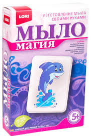 Купить LORI МылоМагия Озорной дельфинчик (Мыл-030) в ...