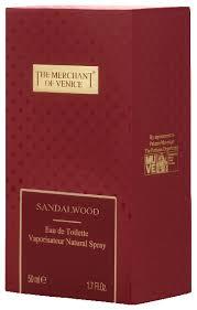 <b>Туалетная вода</b> The Merchant of Venice <b>Sandalwood</b> , <b>50 мл</b>