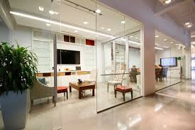 in terms of the offices advertising office space