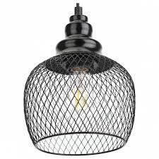 <b>Подвесной светильник Эра PL8</b> PL8 BK: купить за 1544 руб ...