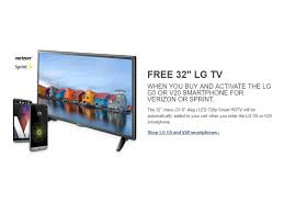 Best Buy Offers    Inch LG Smart TV With LG G  Or LG V   On Sprint Or Verizon Tech Times