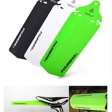 <b>1pcs</b> Fouriers Apple Green <b>bike bicycle Rear</b> Saddle Rail Fender ...
