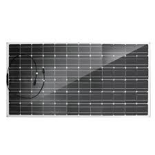 <b>200W 36V</b> 1580*808*3MM PET Semi-flexible Monocrystalline <b>Solar</b> ...