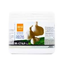 Ever Ego Italy Garlic Mask Hot Oil Treatment With ... - Amazon.com