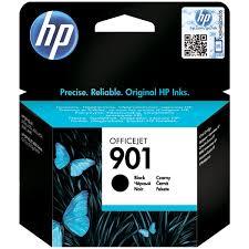 <b>Картридж</b> для струйного принтера <b>HP 901</b> Black (<b>CC653AE</b>)