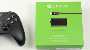 Especificação - Kit Play & Charge para Xbox One