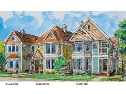 Page of   Townhouse Plans  amp  Townhouse Floor Plans   The House    Plan M