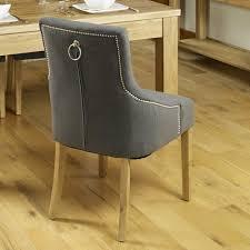 baumhaus mobel oak oak accent upholstered dining chair baumhaus mobel oak upholstered dining chair